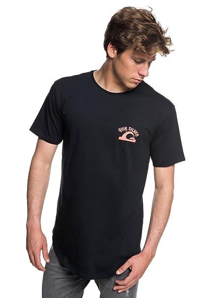 Quiksilver Lonely Frustration - Camiseta para Hombre EQYZT05016  Quiksilver   Amazon.es  Ropa y accesorios 4aa19999ecf