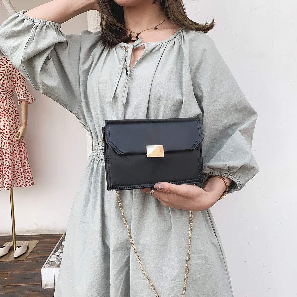 Women Wild Messenger Bag Fashion One-Shoulder Small Square Bag by VEZAD (Image #2)