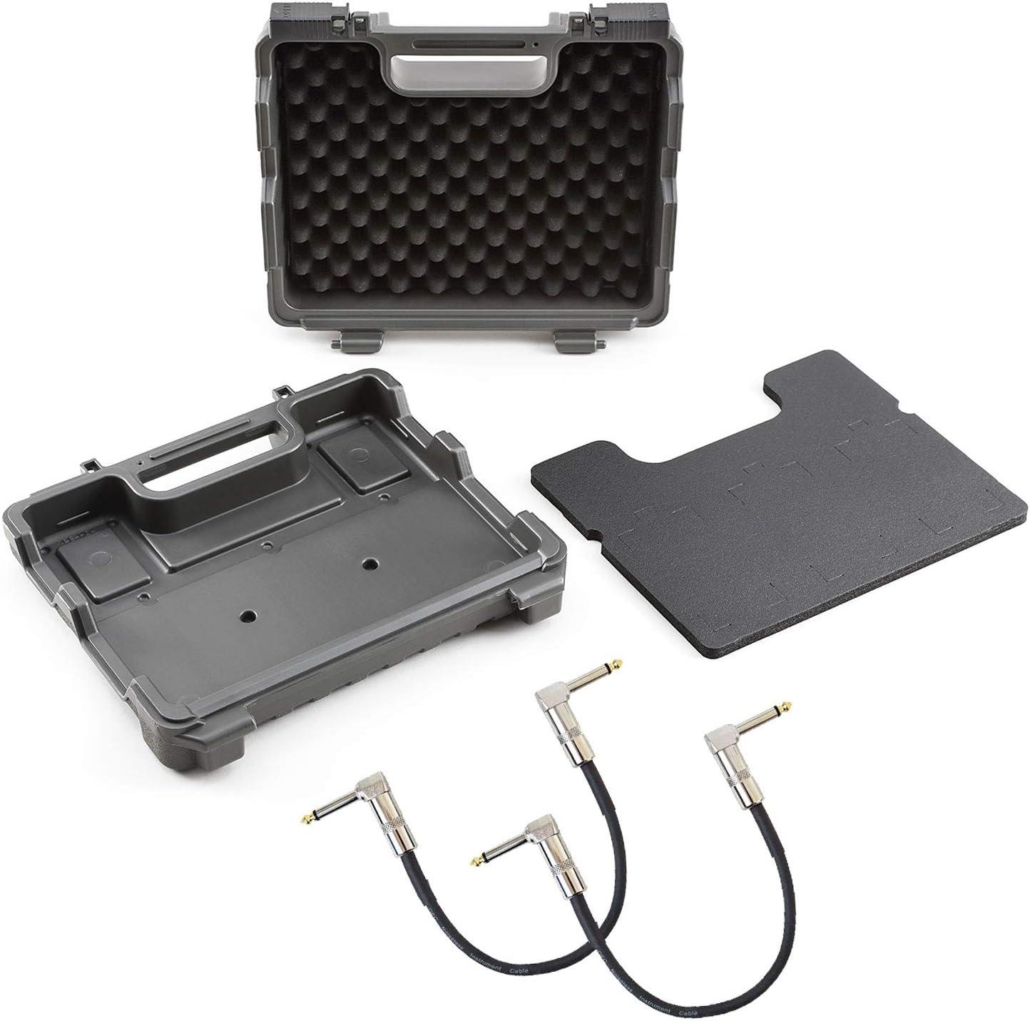 Boss BCB-30X - Pedal de efectos (2 cables de conexión keepdrum de 30 cm)