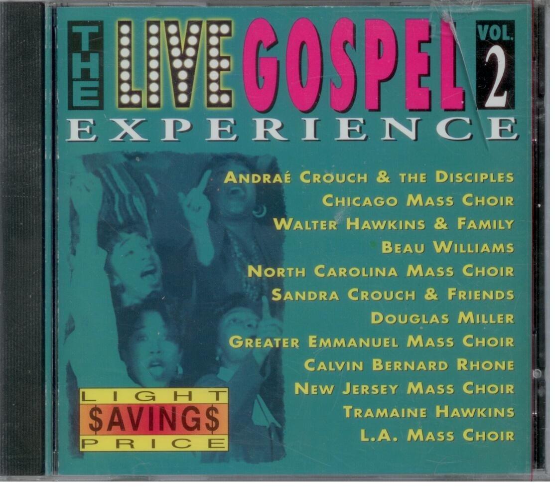 Live Gospel Experience 2