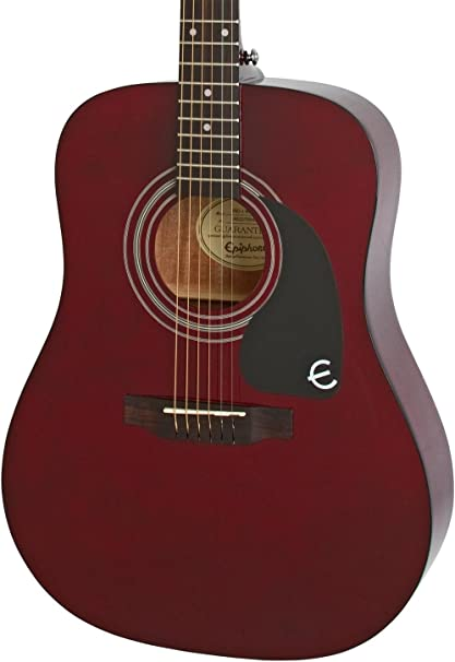 Epiphone - PRO-1 Dreadnought, guitarra acústica: Amazon.es ...