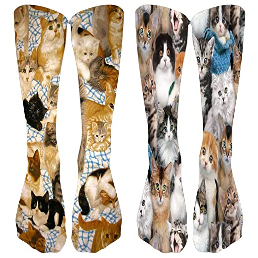 26fa6c32caed7 Image Unavailable. Image not available for. Color: 2019 Newest Socks For Men  Funny, Elk Deer ...