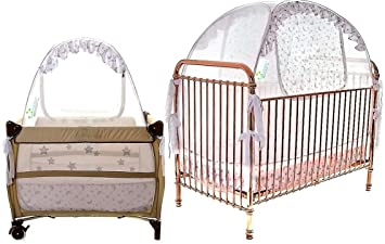 Best Baby Crib Tent and Portable Crib Tent Bundle Tried and Tested - Safe and Secure  sc 1 st  Amazon.com & Amazon.com : Best Baby Crib Tent and Portable Crib Tent Bundle ...