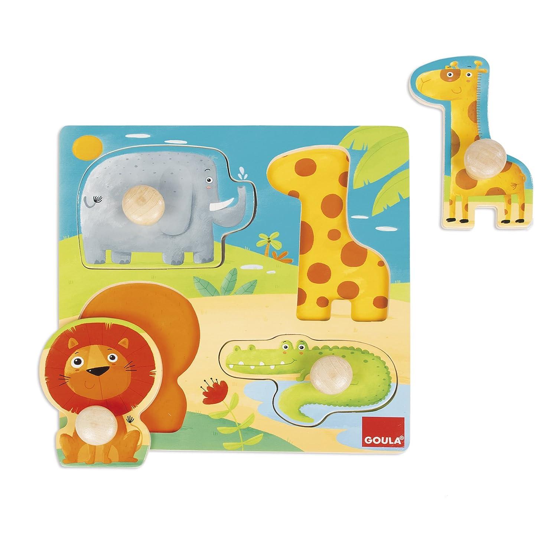 Goula - Gioco ad Incastro per Bambini Diset D53004