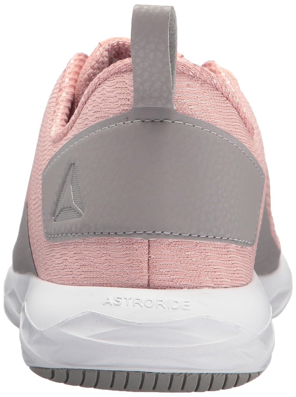 Reebok B077511X2S Women's Astroride Walking Shoe B077511X2S Reebok 10.5 B(M) US Chalk Pink/Powder Grey/White 737bcc
