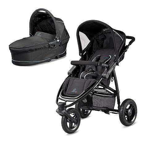 Quinny 77805990 Speedi - Carrito de bebé convertible en silla de paseo, incluye capota, protector para la lluvia, cesta, pinza para sombrilla y ...