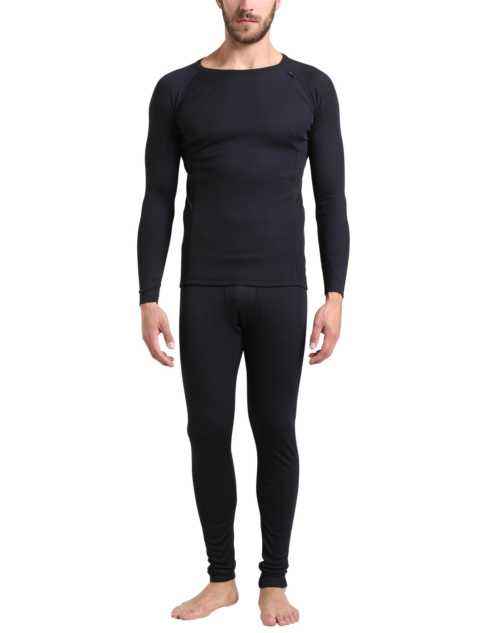 Ultrasport Ensemble de sous-Vêtements Thermiques pour Homme - Maillot de Corps Thermique - Caleçon Long Thermique - sous-Vêtements Thermiques pour Homme product image