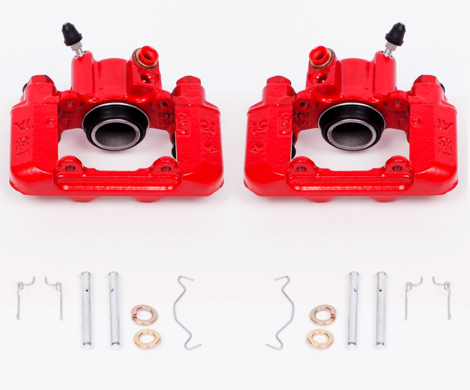 Power Stop (S2612) Performance Calipers, Rear