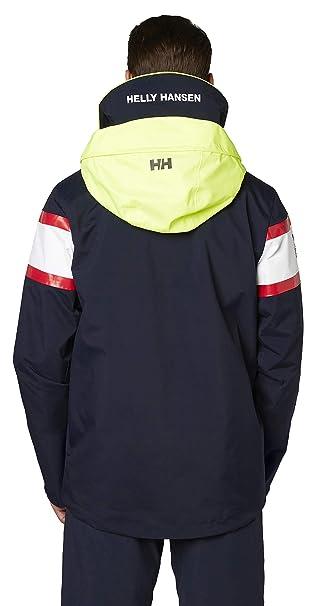 Helly Hansen Mens Salt Flag Jacket
