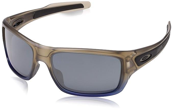 Oakley Turbine, Gafas de sol para Hombre, Azul 65: Amazon.es ...