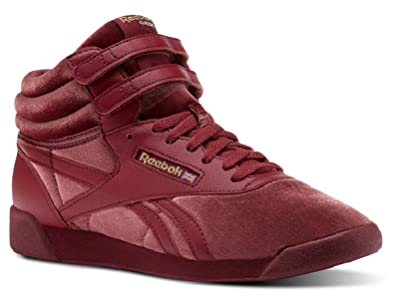 9f921a21253fc Amazon.com | Reebok F/S HI Velvet 2 Boys Fashion-Sneakers CN1711 ...