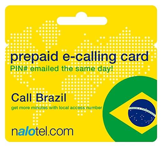 prepaid phone card cheap international e calling card 10 for brazil with same day - Calling Card
