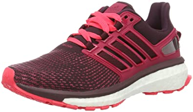first rate 8d41c 96335 adidas Energy Boost ATR, Chaussures de Running Compétition Femme, Rouge  (Dark Burgundy