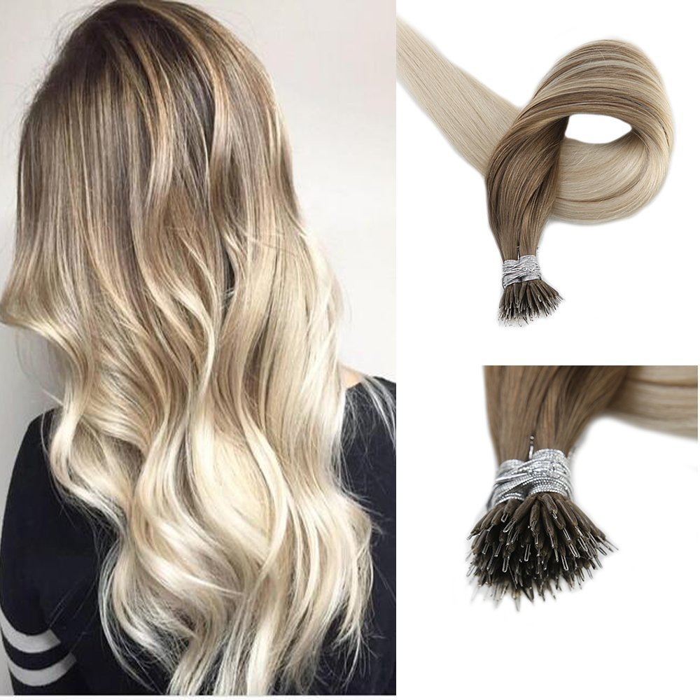 Amazon Full Shine 16 50 Strands 08g Per Strand Balayage Hair