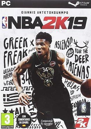 NBA 2K19 - Edición Estándar (Código Digital): Amazon.es: Videojuegos