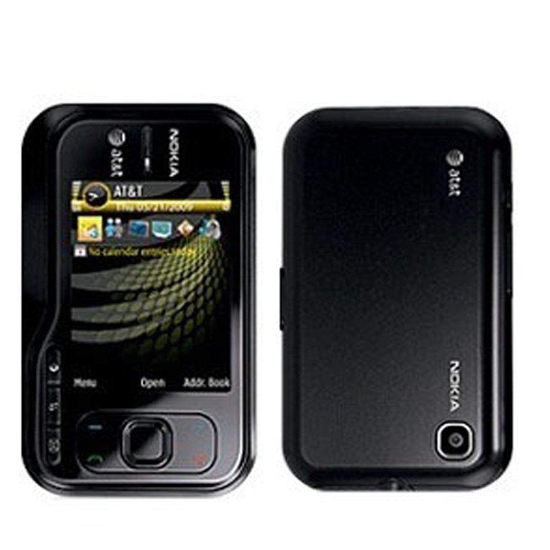Amazon com straight talk nokia 6790 smart phone gsm cell phones accessories