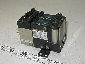 SMC ZSE3-0X-21 Digital Pressure Switch/Vacuum Assembly