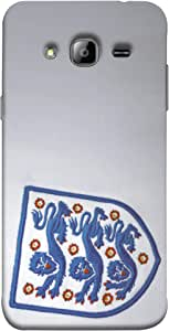 ColorKing Football England 13 Grey shell case cover for Samsung J5 2015