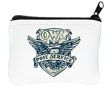 Harry Potter Owl Post Service Billetera con Cremallera ...