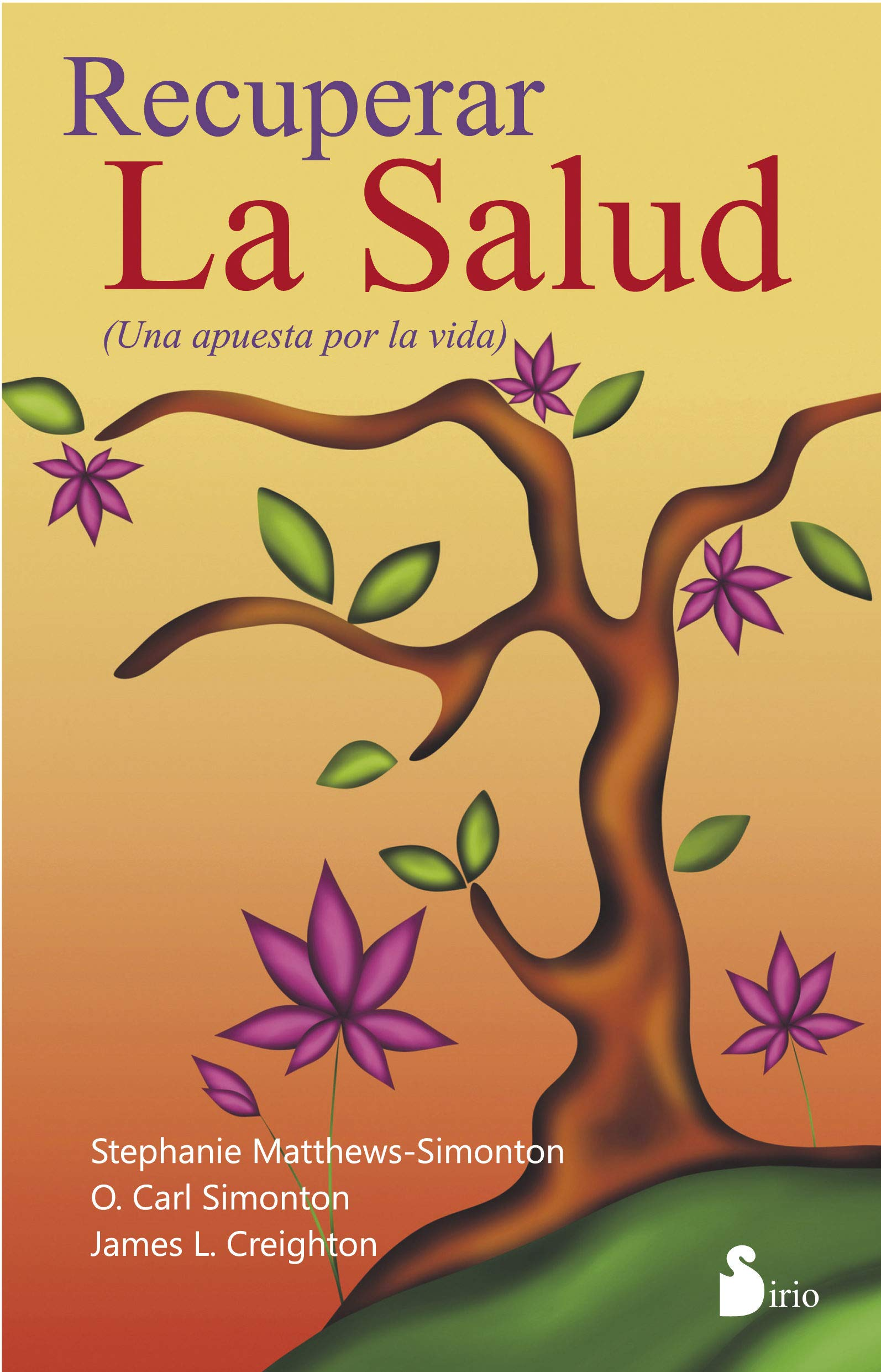Recuperar La Salud Spanish Edition Stephanie Simonton