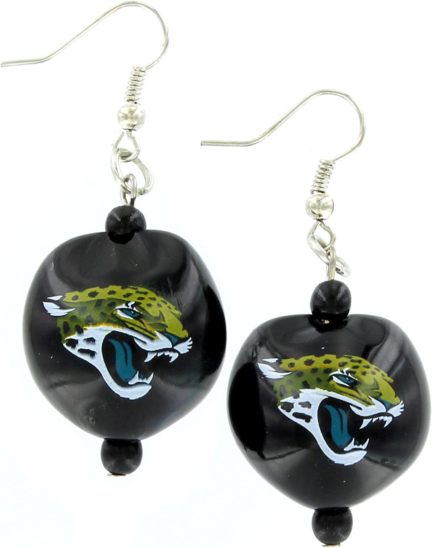 NFL Kukui Nut Earrings