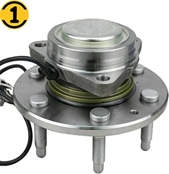 Amazon Com 2wd Front Wheel Bearing Hub Assembly Fit Cadillac