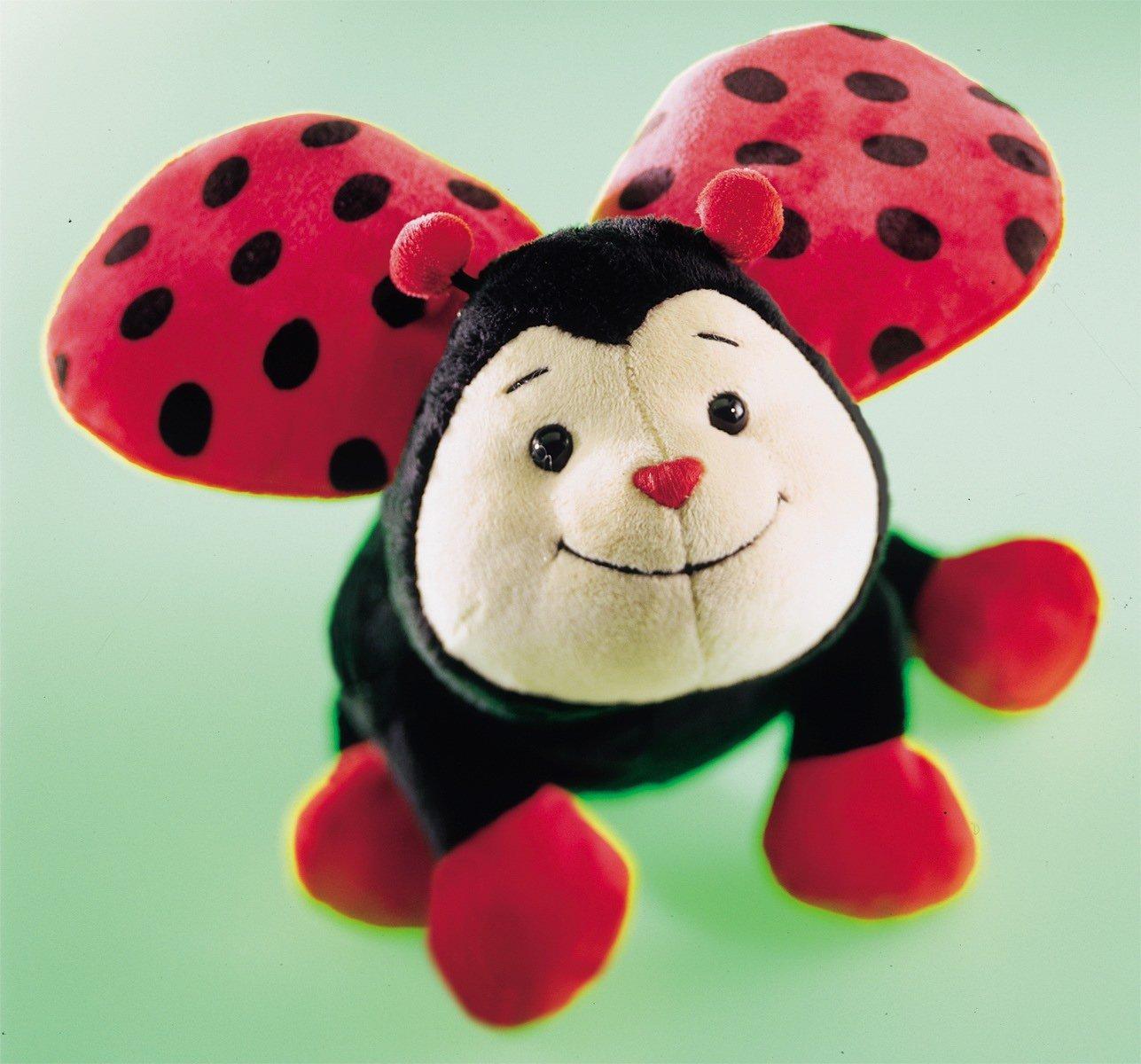Rudolph Schaffer Bolle Ladybug Soft Toy 11 cm