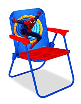 Swell Spider Man The Ultimate Spider Man Patio Chair Toy Kids Pabps2019 Chair Design Images Pabps2019Com