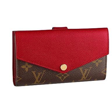 d7d0867926e2 Image Unavailable. Image not available for. Color  Louis Vuitton Monogram  Canvas Pallas Compact Wallet ...