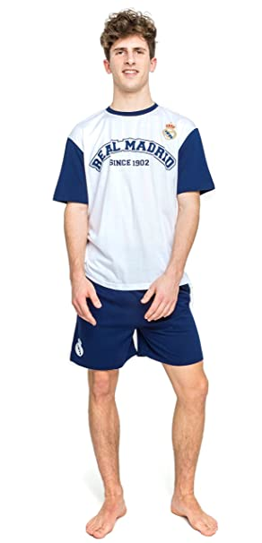 PIJAMA REAL MADRID TALLA 4