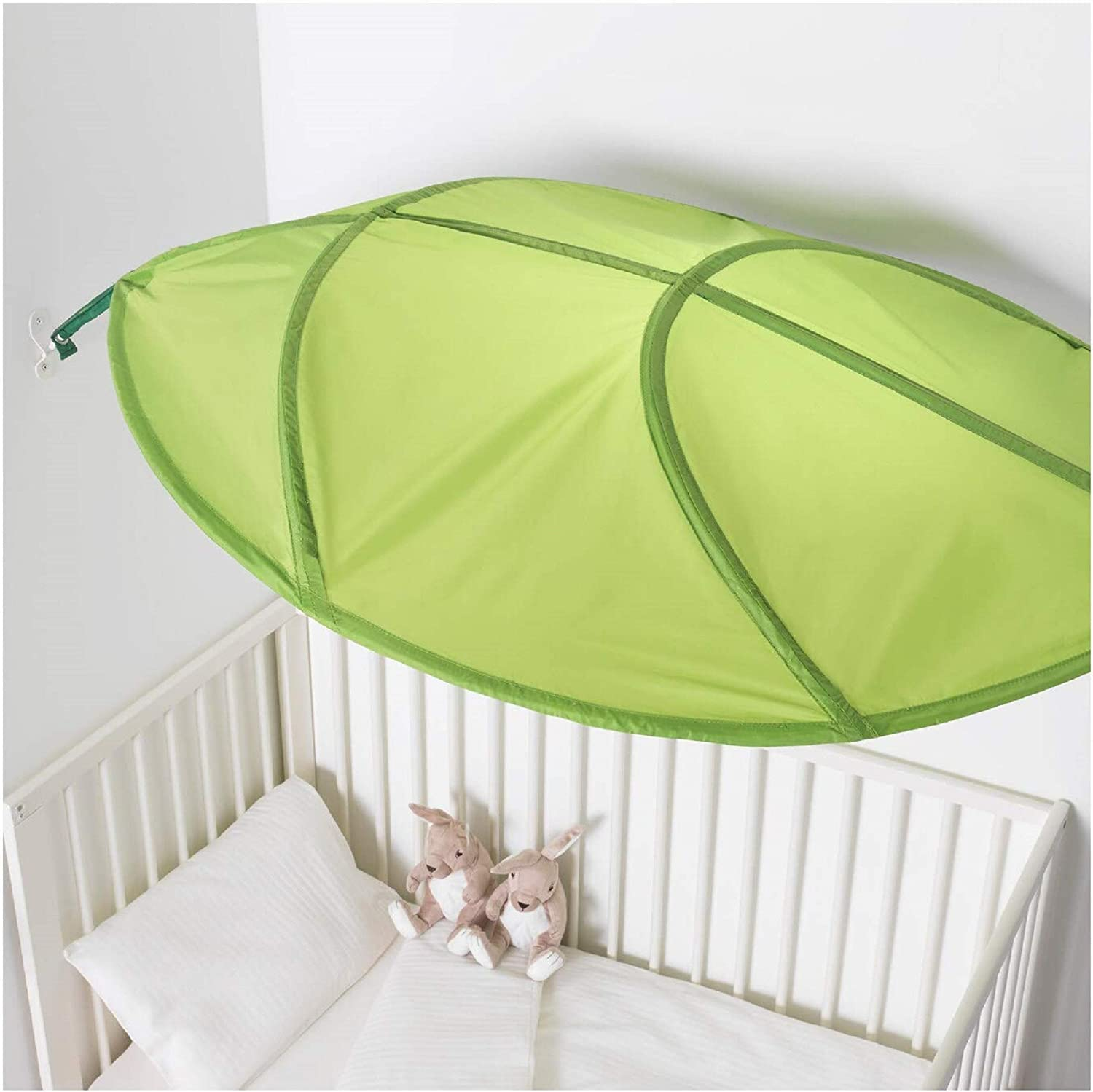 Ikea star lamp , bed canopy , mounted