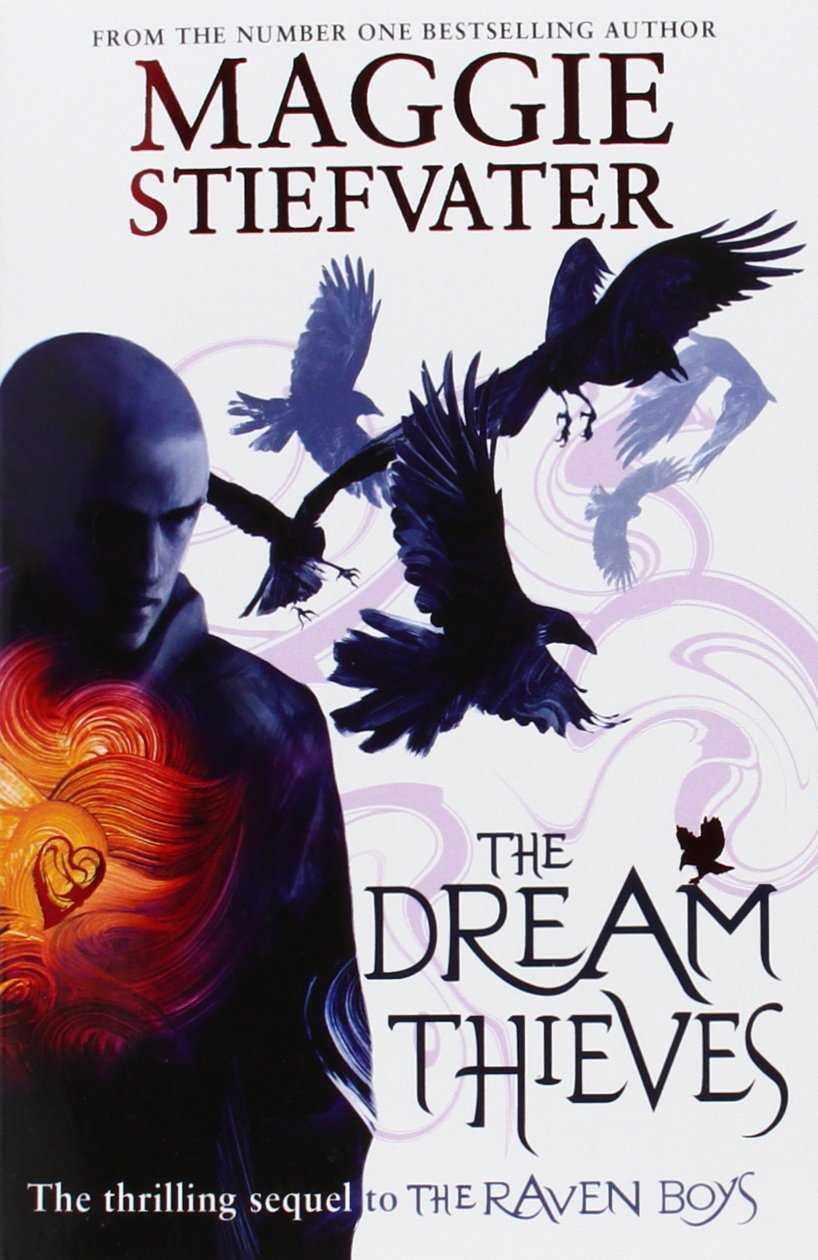 Image result for the dream thieves cover