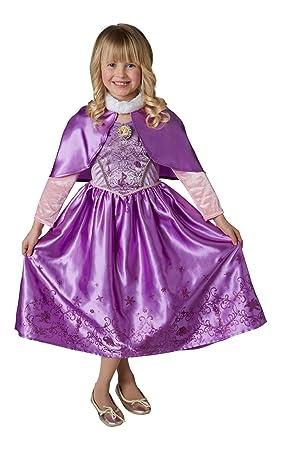 Disfraz de Rapunzel oficial de Disney, de Rubies, para niñas.