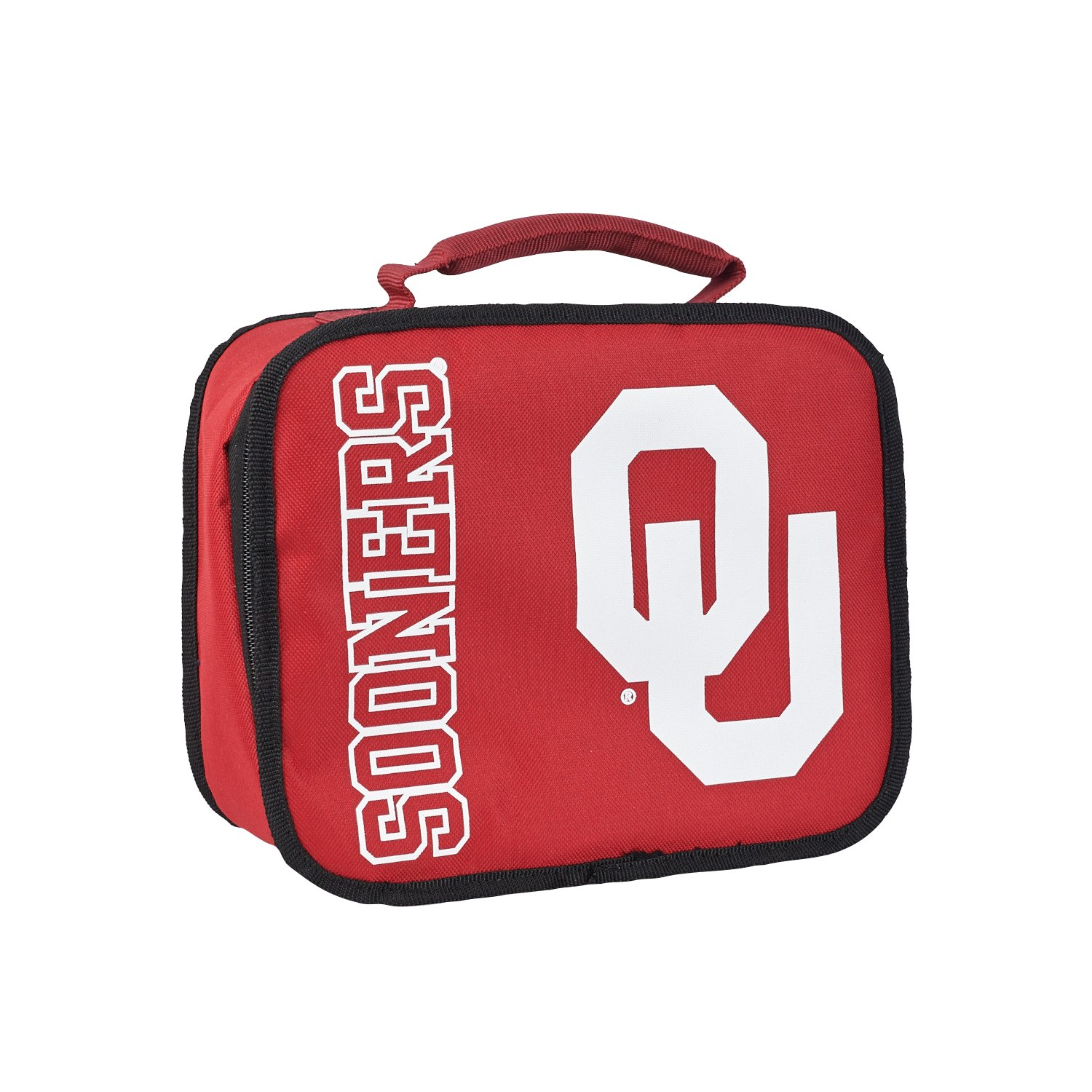 Officially Licensed NCAA Oklahoma Sooners Sacked Lunch Cooler