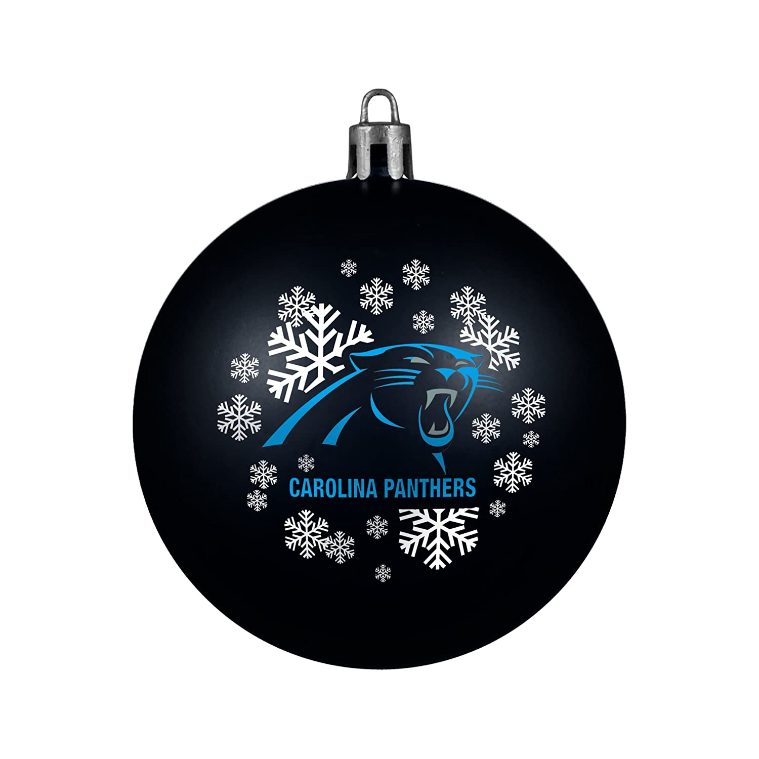 Amazon.com   Boelter Brands NFL Carolina Panthers Shatterproof Ornament    Sports   Outdoors f860c49c6