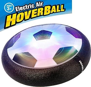 Air Hover Ball - Switchali Juguete Balón de Fútbol Flotante ...