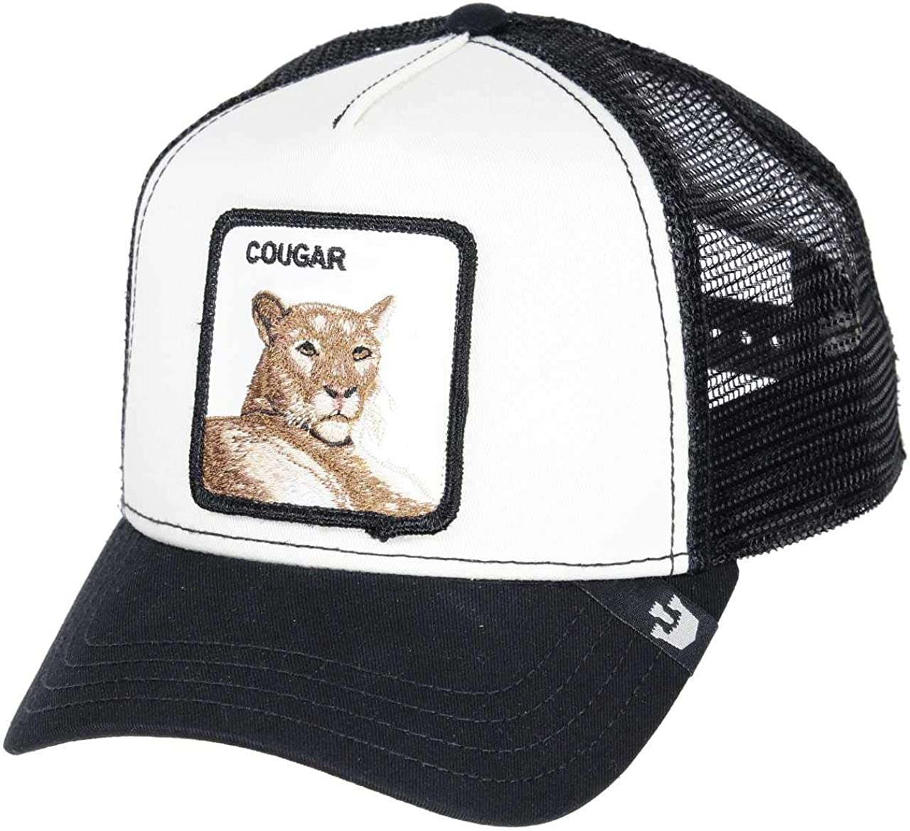 Goorin Bros. | Gorra de béisbol Cougar Negra | GOB_101-0570-BLK ...