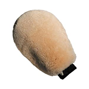 Meguiars Luxurious Lambs Wool Wash Mitt