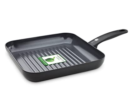 GreenPan - Grill Cambridge Black Infinity