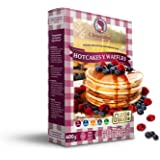 Clementina Harina sin gluten preparada para waffles y hotcakes (400g)