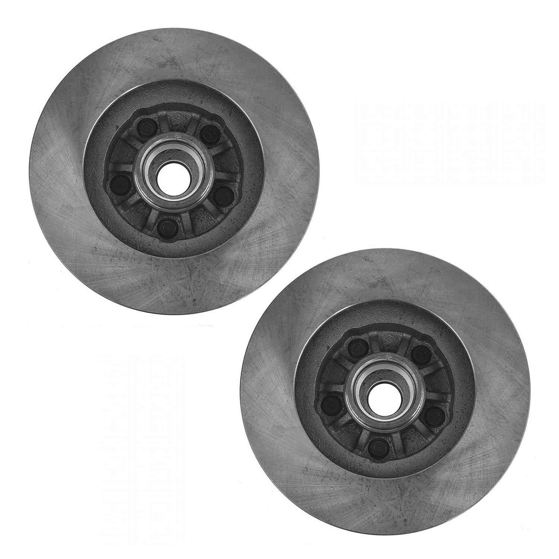 Front Disc Brake Rotor Pair for Ford Ranger Explorer Mazda Truck