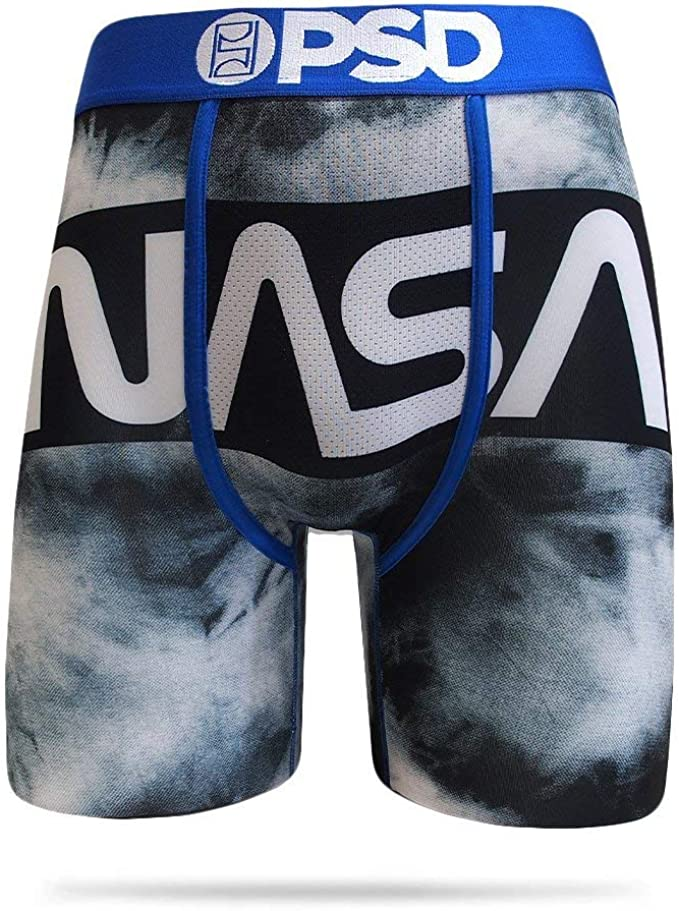 PSD Underwear Mens On The Court Kyrie Irving Athletic Boxers Briefs