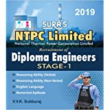 NTPC (National Thermal Power Corporation Ltd) Diploma Engineers (Stage 1) Exam Books 2018