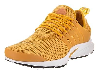 low priced 88018 d3641 Nike Womens Air Presto Gold Dart/Gold Dart Running Shoe Sz ...