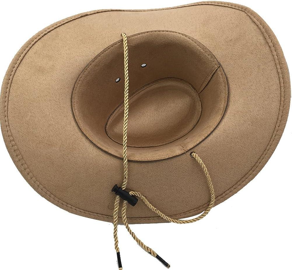 para Hombre Sombrero Cowboy Sandy Ting