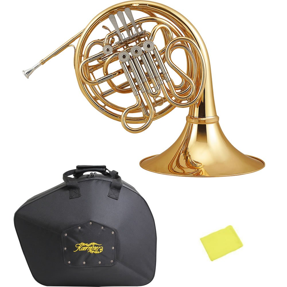 Kaerntner French Horn KFH-130 (with a semi-hard case)