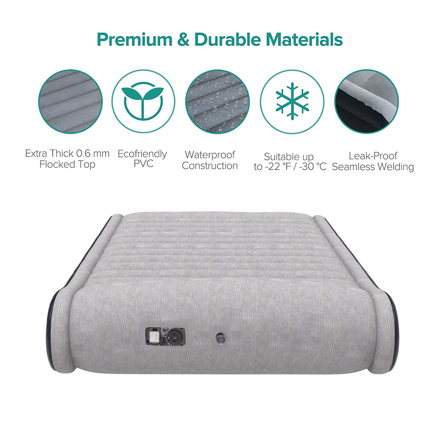 The 5 Best Air Mattresses for Children In 2018: Reviews & Buying Guide 16