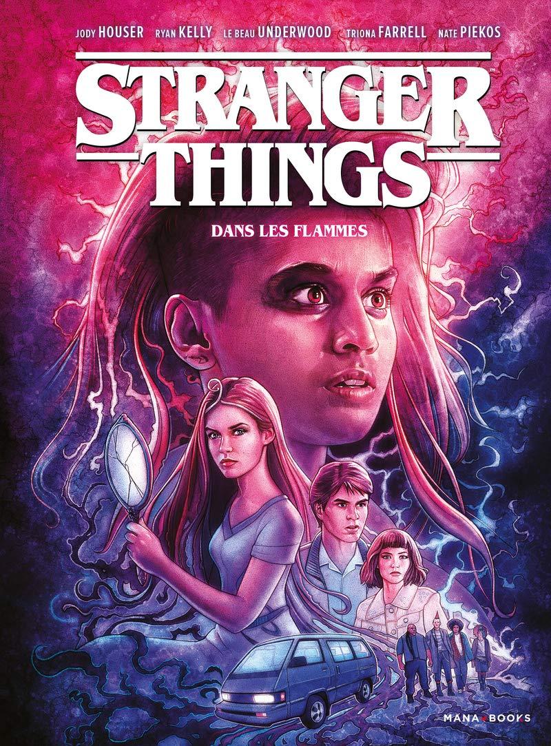 Stranger Things   tome 322 Dans les flammes 322 BD/Stranger Things ...