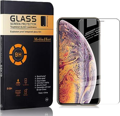 Melinhot Displayschutzfolie Für Iphone Xs Max Anti Elektronik