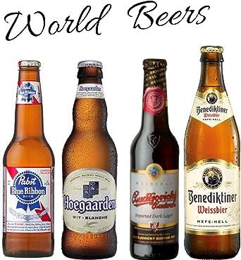 Cervezas de coleccion - Pack de 4 cervezas - Cervezas ...